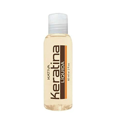 Kativa Kératine liquide – Huile Treatment et revitalizante – 60 ml