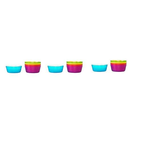 IKEA - KALAS Bowl, Assorted Colors (Set of 18)