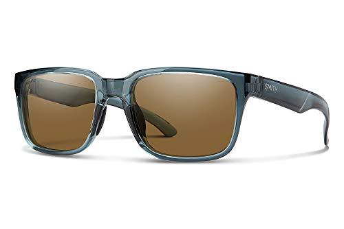 Gafas de Sol Smith Optics HEADLINER Crystal Stone Green/Chromapop Polarized 55/20/145 hombre