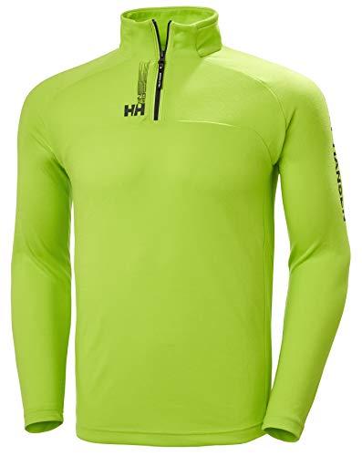 Helly Hansen HP 1/2 Zip Pullover Maglione da Uomo, Lime azide, XXL