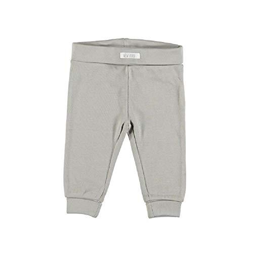 Little Bampidano Bébé Garçon Fille Pantalon Sweat Pantalons Gris Organic Cotton - Gris, 50