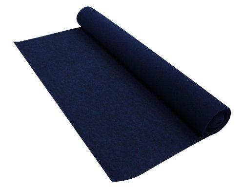 Absolute C48BL 48-Inch x 50 Yard Carpet for Speaker Sub Box, RV Truck Car/Trunk Laner Liner Roll (Blue)