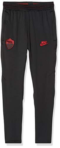 Nike Dri-Fit A.S. Roma Strike Hose, Unisex, für Erwachsene M schwarz/Anthrazit/Team Crimson