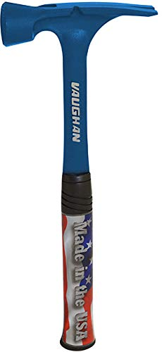 Vaughan RS17ML Stealth Rip Hammer All Acero Fresado Cara