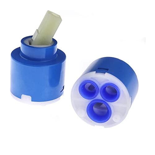 kippen 5084B1 Cartuccia per monocomando da 40 mm, Multicolore