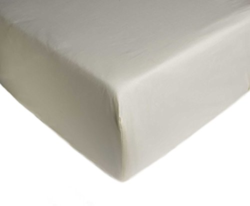 Downview Polycotton 2ft Fitted Sheet Childrens Caravan Boat Motor Home Bed Linen Bedding (Ivory)