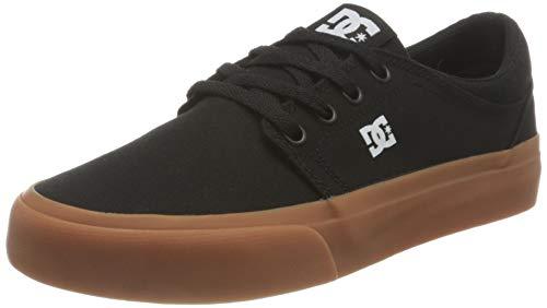 DC Shoes Trase TX-für Herren, Zapatillas Hombre, Negro, 37 EU