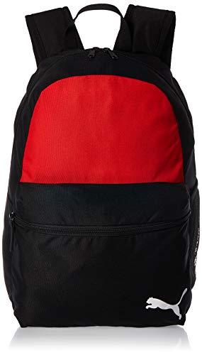 Puma teamGOAL 23 Backpack Core Rucksack, Red Black, OSFA