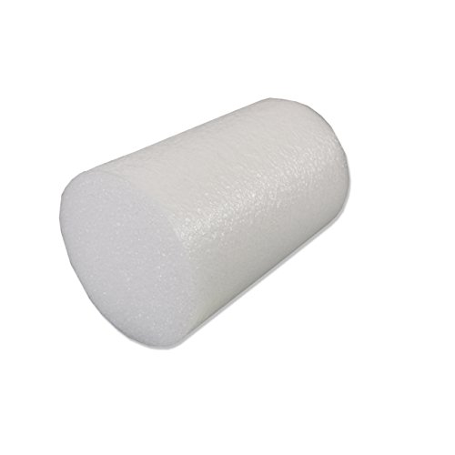 Cando - 30-2261 PE White Foam Roller, 8' X 12'...