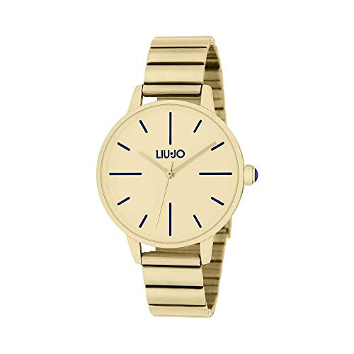 Orologio Donna My Feelings Gold Blu Liu Jo Luxury