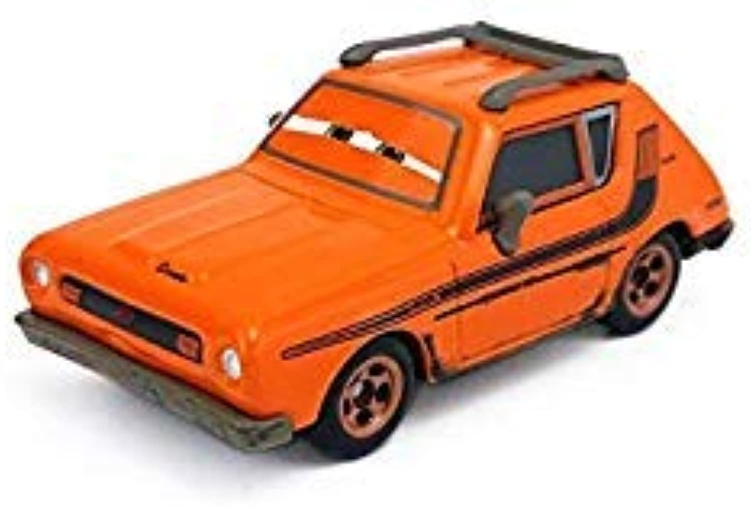 Pixar Cars 2 Grem in Trouble 1 55 Diecast Metal Alloy Toy Car Model Loose Kids Boy Xmas Gift