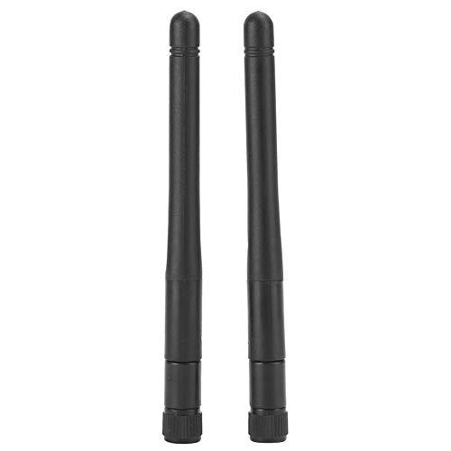Boquite Antenna Wifi, 5DBI - Antenna a doppia banda lunga 5DBI 11 cm per router Wi-Fi, per donne a casa