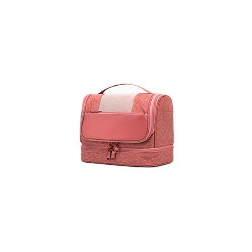 N / C Bolsa de cosméticos con Capacidad para Colgar, Material de poliéster ecológico, tamaño Grande y Superficie Lisa, Ligera y Duradera