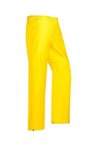 Baleno Rotterdam Pantalon de Pluie Homme, Jaune, FR (Taille Fabricant : XXXL)