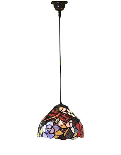Graf von Gerlitzen Tiffany Decken Lampe Tiffanylampe Deckenlampe GN62GE