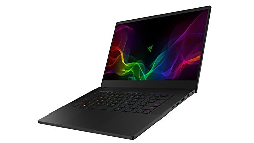"Razer Blade 15 (15,6"" 144 Hz Full HD) Portable Gaming (Ecran Edge-to-Edge, GeForce GTX 1070 Max-Q, 8th Gen Intel Core i7, 512 Go SSD, RGB Chroma Eclairage & AZERTY-Layout)"
