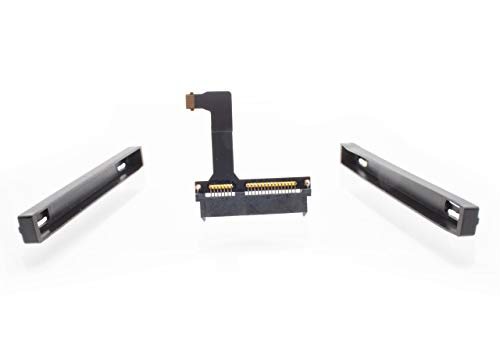 HDD/SSD Cable & Caddy for HP Envy 17, 17t, m7 (-J000, Jxxx Series), Genuine Newmodeus Product