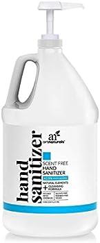 Artnaturals 1 Gallon Alcohol Based Hand Sanitizer Gel