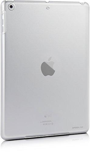 Speedlink Verge Pure Cover Tablet-Schutzhülle für Apple iPad Air (robustes Material, Kamera/Anschlüsse/Tasten frei erreichbar)