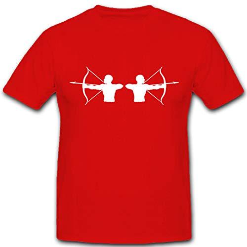 Arco Sport tiro con arco arco flecha sagitario Deportes Caza Arma Sagitario–Camiseta # 5555