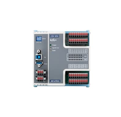 Advantech 32-ch Isolated DI and 32-ch Isolated DO USB 3.0 I/O Module