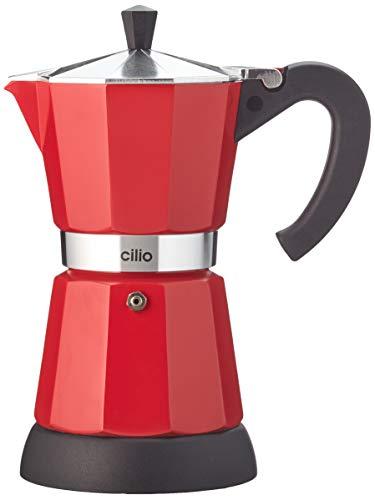 Cilio 273854 Espressokocher Classico 6 Tassen elektrisch
