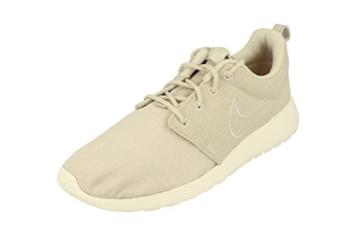 Nike Roshe One Premium Hombres Running 525234 Sneakers Turnschuhe (UK 6 US 6.5 EU 39, Light Bone Sail 013)