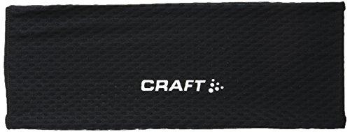 Craft Stirnband Running Superlight schwarz S/M