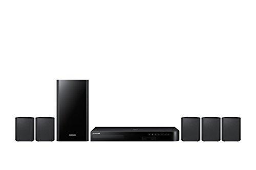 Samsung HT-J4500 5.1 Channel 500 Watt 3D Blu-Ray Home Theater System (2015 Model)