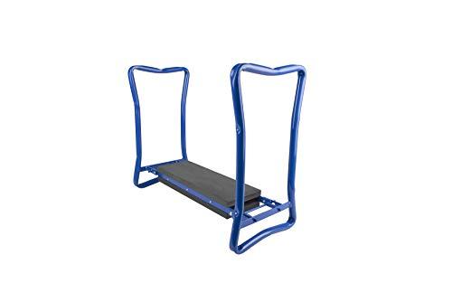 Yard Butler IGKS-2BLU Garden Kneeler-Blue
