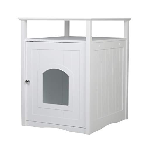 Cat Washroom Night Stand