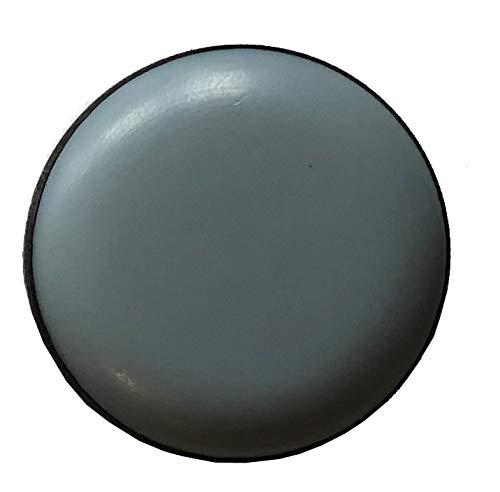 Topes para muebles de alta calidad, 16 unidades, redondos, diámetro de 50 mm, autoadhesivos, protectores de suelo, deslizadores de teflón