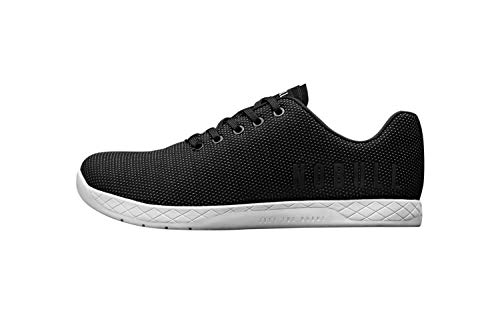 NOBULL Men's Training Shoes- Size 10, Black White