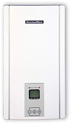 Thermoflow ELEX3IN1 1325ELEX3IN1 Vollelektronischer Durchlauferhitzer, 400 V, weiß, 18-24 KW