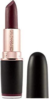 Makeup Revolution Iconic Matte Revolution Lipstick, Diamond Life
