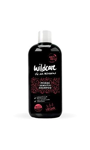 Wildcare 69010 Sensitiv Shampoo ANTI REIZ, 100{e330d79757ac1996c3aa0f83f92468af588a09ce69f4005b63fb1d9ec320668f} VEGAN und zertifizierte Tierpflege, Bio-Rohstoffe