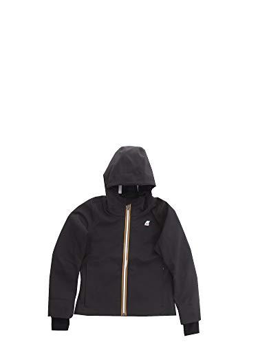 K-Way Chaqueta para niño, modelo Jack Bonded K008J00/A1I, color negro, colección otoño, invierno 2020 negro 16 años