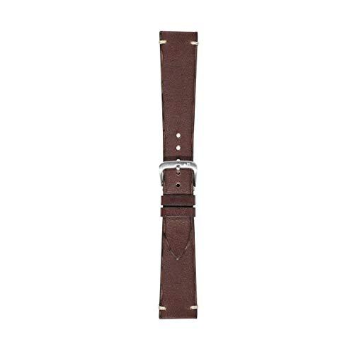 Morellato Cinturino Uomo, Collezione MANUFATTI, mod. Vintage, in Vero cuoio vintage - A01X5278C92
