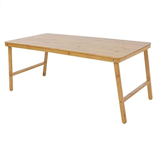 Escritorio para computadora portátil Mesa de madera, Mesa para computadora portátil plegable, Mesa para computadora portátil, para computadora portátil, Computadora de escritorio de madera