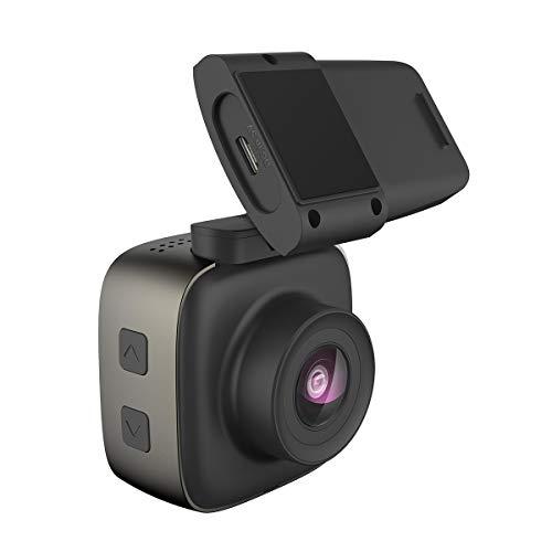 Niceboy® Pilot X + GPS Modul AutoKamera/Auto-Dashcam, Real FullHD (1920x1080p) / 30 FPS, GPS – Player und G-Sensor