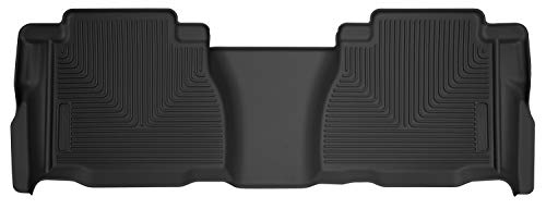 Husky Liners Fits 2007-13 Toyota Tundra CrewMax/Double Cab X-act Contour 2nd Seat Floor Mat