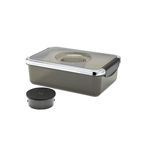 WMF Küchenminis Salat-to-go-Box, Salatbox to-go, BPA-frei, Lunchbox inkl. Dressingbehälter, passend für Küchenminis Salat-to-go