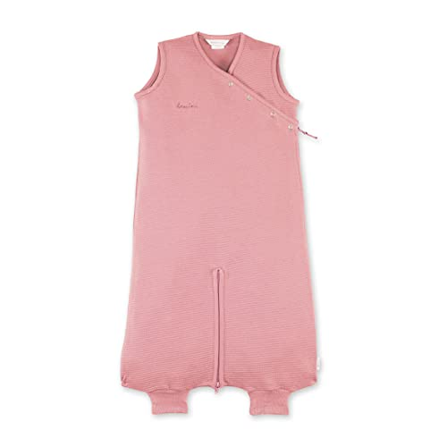 BEMINI Saco de dormir de 3 a 9 meses, diseño de rosa india