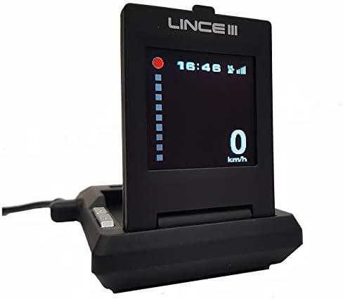 LINCE 3 Avisador de Radar más Seguro y fiable del Mercado Actualizaciones Gratis Via WiFi en su teléfono. 100% Legal....