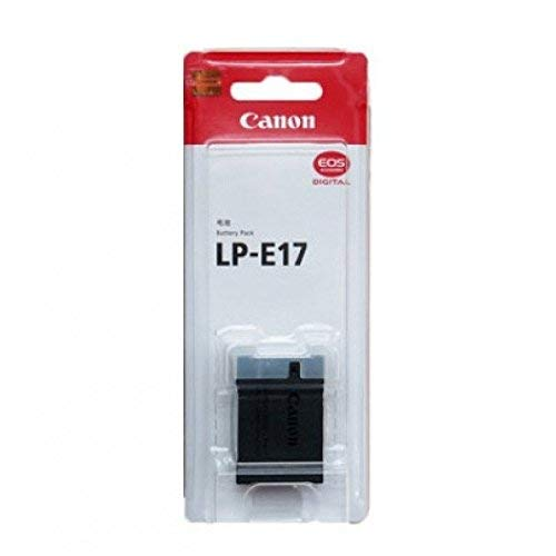 Canon 9967B002 LP-E17 Battery Pack for EOS M3 - Black