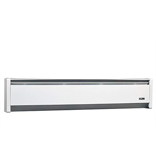 Cadet SoftHeat 59 in. 1000-Watt 120-Volt Hydronic Electric Baseboard Heater
