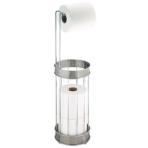 Top 10 best selling list for interdesign freestanding toilet paper holder