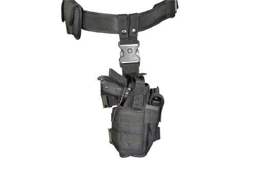Swiss Arms holster de cuisse droit universel noir - swiss arm