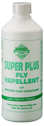 Barrier Super Plus Fly Repellent, 1 Litre (Refil)