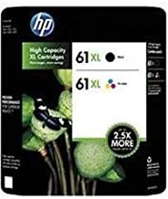 $66 » 61XL Black And Tri-Color Ink Cartridges